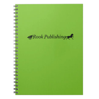 Rook Publishing Notebook (80 Pages B&W)