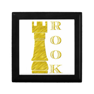 Rook Small Square Gift Box