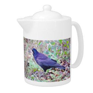 Rook Teapot