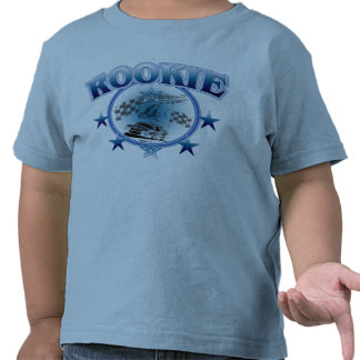 Rookie Nascar Tee Shirt