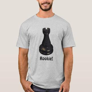 ROOKIE! Rook Chess Piece T-Shirt