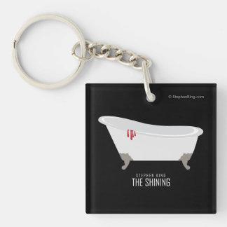 Room 217 Bathtub Key Ring