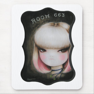 Room 663 mouse pad