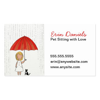 Room for You business cards