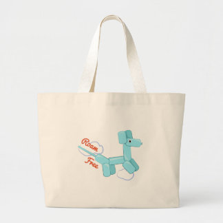Room Free Canvas Bags
