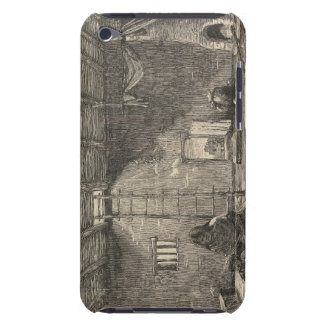 Room in a pueblo barely there iPod cases