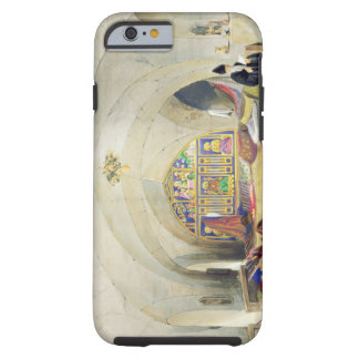 Room in an Armenian Convent, in Jerusalem (colour Tough iPhone 6 Case