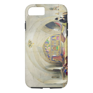 Room in an Armenian Convent, in Jerusalem (colour iPhone 7 Case