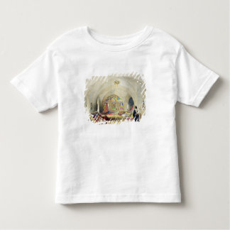 Room in an Armenian Convent, in Jerusalem (colour Toddler T-Shirt