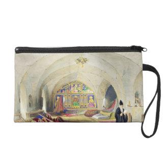Room in an Armenian Convent, in Jerusalem (colour Wristlet