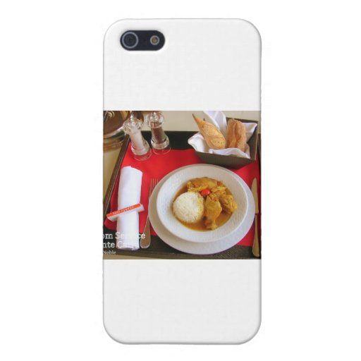 Room Service - Monte Carlo iPhone 5 Cases