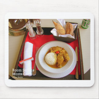 Room Service - Monte Carlo Mouse Pads