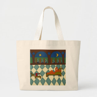 Room to Think 2006 Large Tote Bag