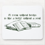 Room Without Books Mousepad