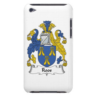 Roos Family Crest Barely There iPod Case