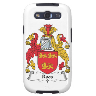 Roos Family Crest Samsung Galaxy S3 Covers