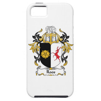 Roos Family Crest iPhone 5 Cases