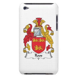 Roos Family Crest iPod Touch Covers