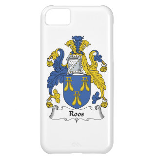 Roos Family Crest iPhone 5C Covers