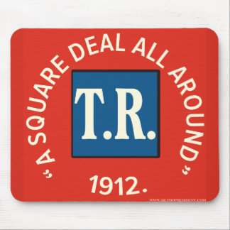 Roosevelt-1912 - Customized Mouse Pads