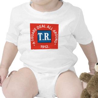 Roosevelt-1912 Baby Bodysuit
