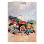 Roosevelt Bears Car Mechanics.