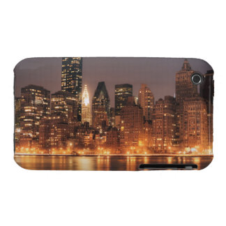 Roosevelt Island View of the New York City Skyline iPhone 3 Case-Mate Case