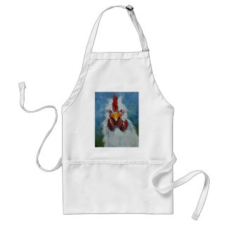 Rooster#455 Standard Apron