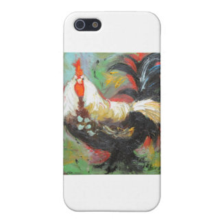 Rooster#479 Cases For iPhone 5