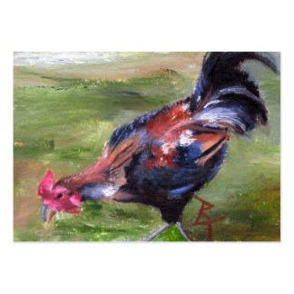 Rooster ace ArtCard Pack Of Chubby Business Cards