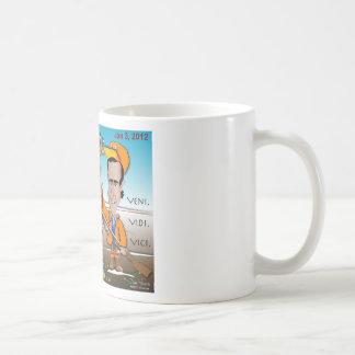 Rooster Bags Iowa Basic White Mug