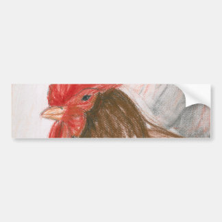 Rooster Bumper Stickers