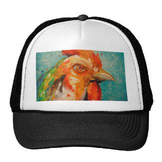 Rooster, Cap