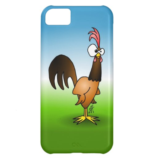 Rooster Case For iPhone 5C