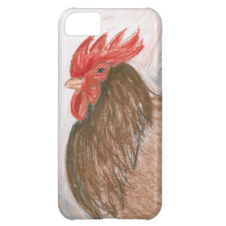 Rooster iPhone 5C Covers