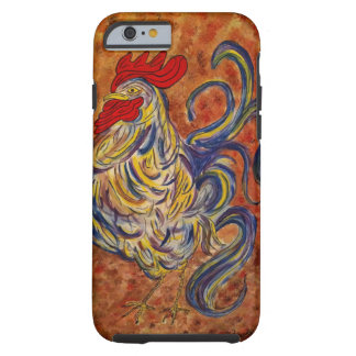 Rooster cell phone case