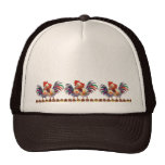ROOSTER FENCE By SHARON SHARPE Cap