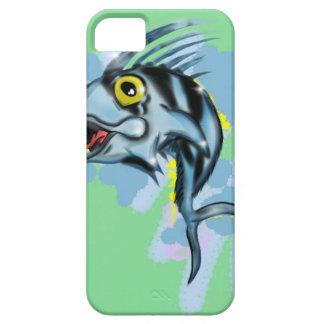 rooster fish iPhone 5 covers