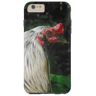 Rooster in the Hawaiian Jungle Tough iPhone 6 Plus Case