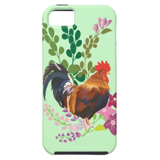 rooster iPhone 5 case