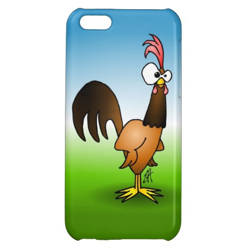 Rooster iPhone 5C Cover