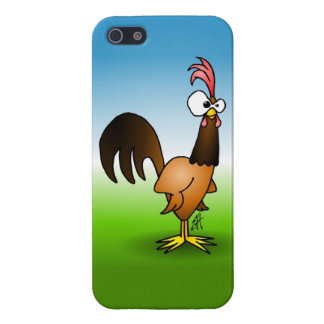 Rooster iPhone 5/5S Cases