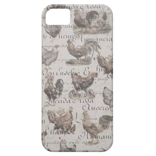Rooster iPhone Cover