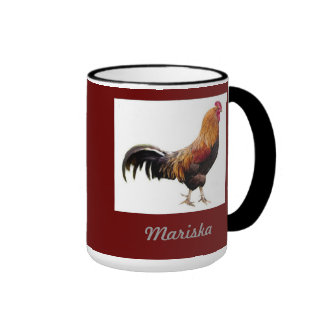 Rooster  Mug Customise Yourself