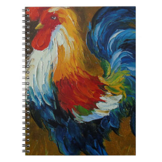 Rooster Notebooks