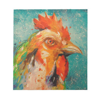 Rooster, Notepad