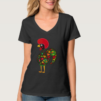 Rooster of Barcelos Nr02 - Galo de Barcelos T-Shirt