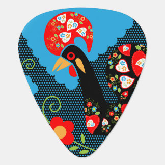 Rooster of Portugal Guitar Pick
