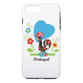 Rooster of Portugal iPhone 7 Plus Case