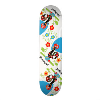 Rooster of Portugal Skate Boards